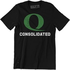 Consolidated T-shirt Queen Oliver Ollie Company